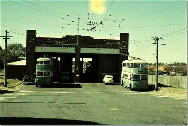 Ritchie Street Depot - 21.08.1959