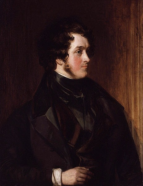 462px-William_Harrison_Ainsworth_by_Daniel_Maclise