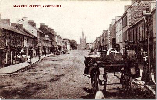 Cootehill Ireland  city pictures gallery : ... born 16 Mar 1812 , Parish of Drumgoon, Cootehill, Co. Cavan, Ireland