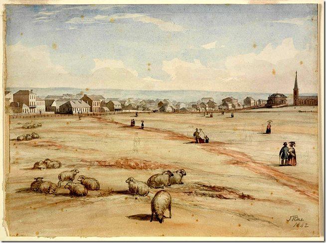 Elizabeth_St_by_John_Rae_(1842)