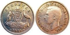 Australian_1951_sixpence
