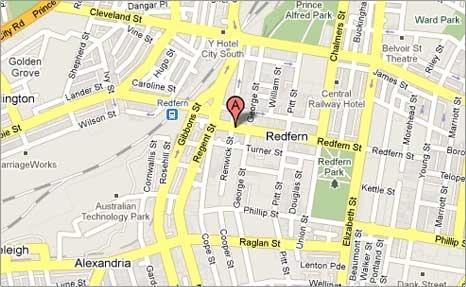 redfernmap