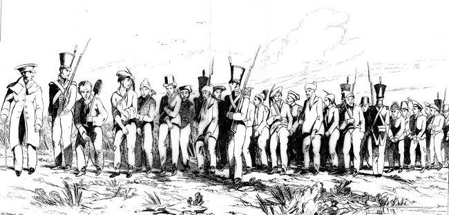 longbottom convicts