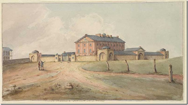 Hyde-Park-Barracks-1820s