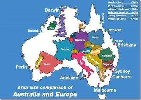 australia-and-europe
