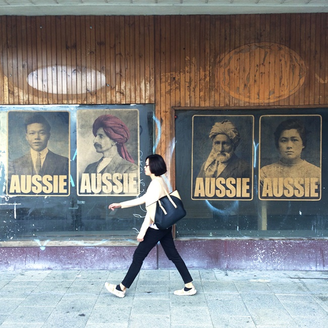 4+Aussie+Posters+Perth+Peter+Drew