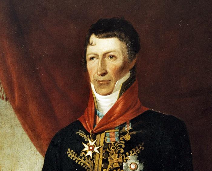 Major-General Sir Thomas Brisbane (c1825-26)